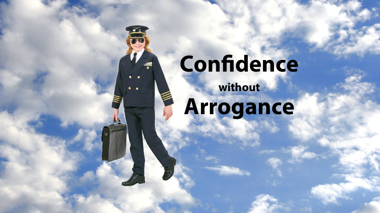 APG 185 – Confidence without Arrogance