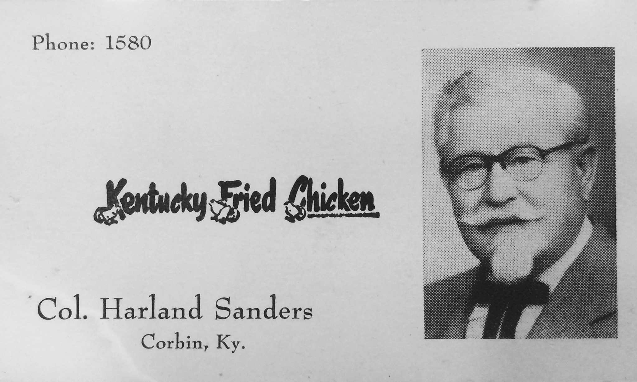 APG 372 – Colonel Sanders Look-Alike Contest?