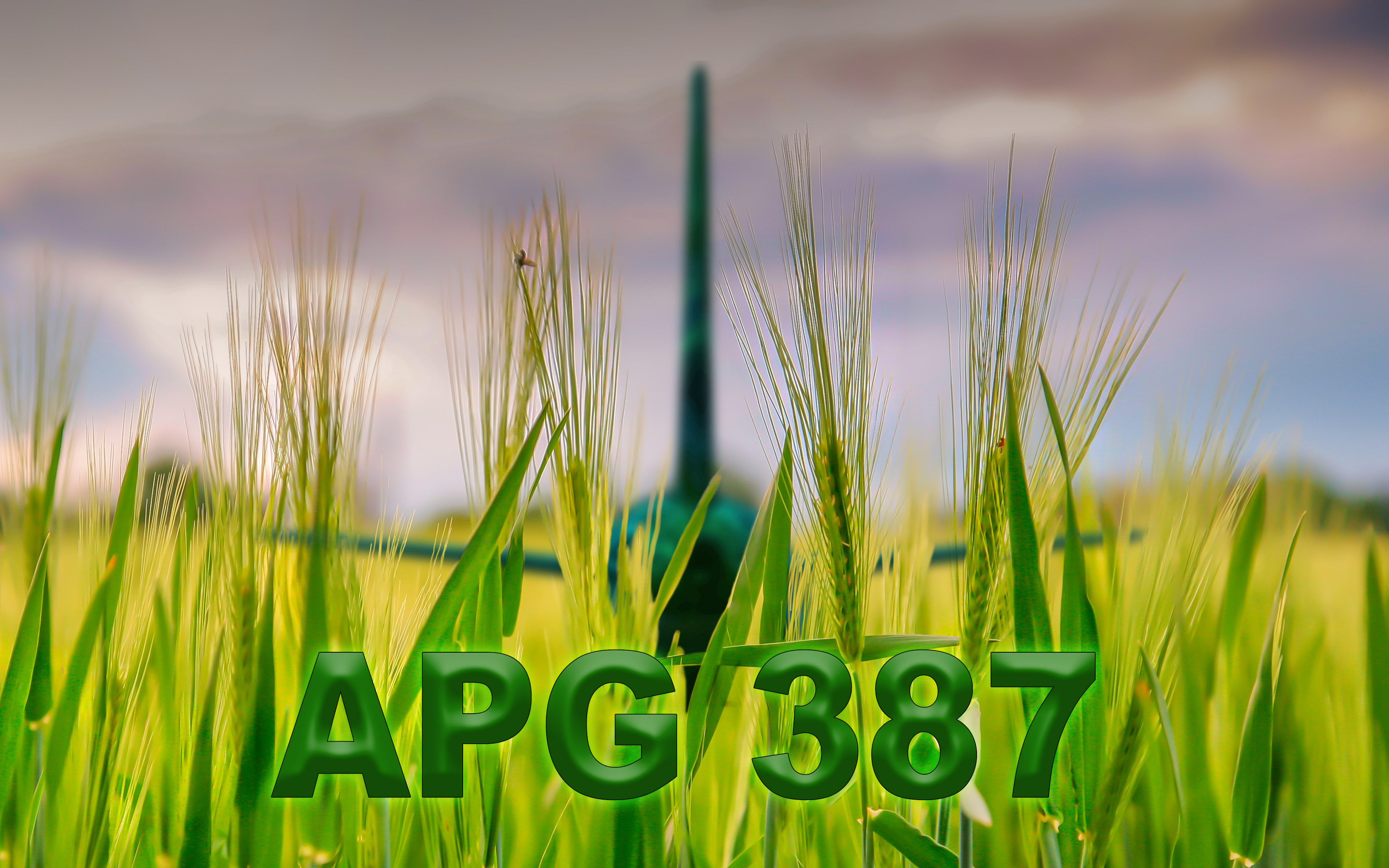 APG 387 – Miracle On The Cornfield