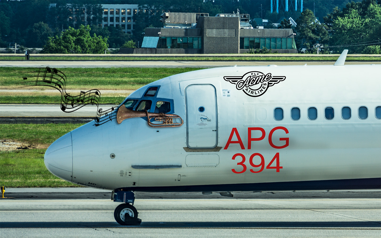 APG 394 – Trumpet Players Make Better Pilots